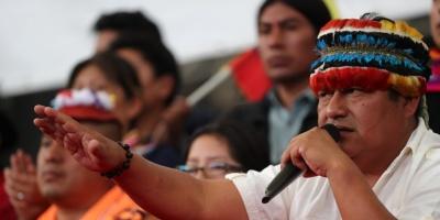 Los indígenas doblegan al presidente de Ecuador en una batalla sin vencedores