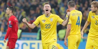 Pyatov frena a Cristiano y clasifica a Ucrania; Francia se atasca