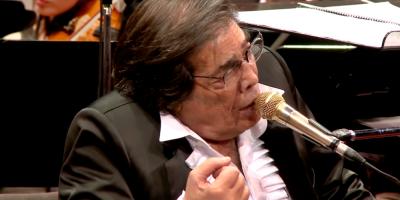 Falleció el cantante argentino Cacho Castaña