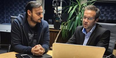 Héctor Cotelo: de qué hablan los candidatos en Twitter y la interacción de los presidenciales en la red social