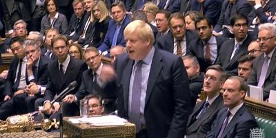 """El Gobierno británico deja en suspenso el """"brexit"""""""