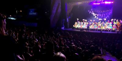 En noviembre comenzarán las pruebas de admisión del Carnaval 2020