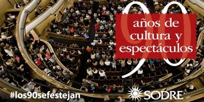 El Sodre se prepara para festejar sus 90 años con espectáculos gratuitos