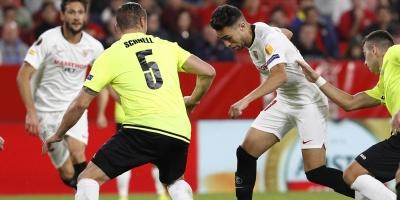 Liga Europa: El Sevilla y el Arsenal firman el pleno