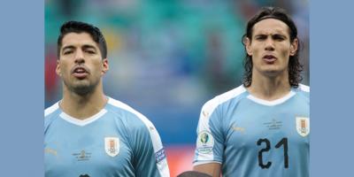 Suárez, Cavani y De Arrascaeta fueron convocados para amistoso ante Hungría