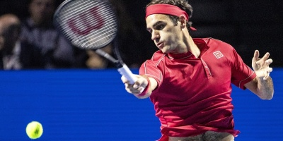 Federer anuncia que no participará en el Masters de París Bercy