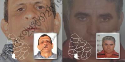 Dos reclusos se fugaron de la chacra en la que cumplían tareas en San José