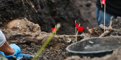 Concluyeron las excavaciones en el Batallón 14 y no fueron hallaron restos de personas desaparecidas en la dictadura
