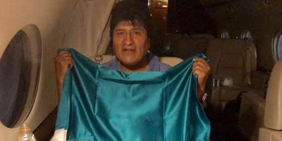 """Evo Morales llegará a México en unas horas tras """"periplo"""" por América Latina"""