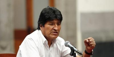 """Evo Morales acusa a la OEA de estar """"al servicio del imperio norteamericano"""""""