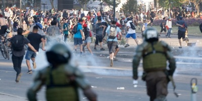 """La UE pide que """"histórico"""" acuerdo por la paz impulse unidad entre chilenos"""