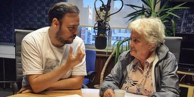 """Topolansky: """"Hay gente del Partido Nacional que va a votar a Martínez"""""""