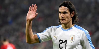 """Cavani, tras empate contra Argentina: """"Terminar el año así nos hace bien"""""""