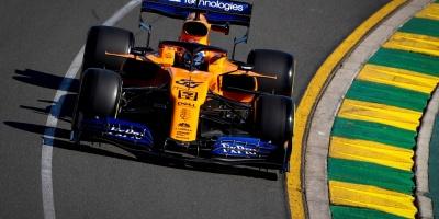 Carlos Sainz, a ponerle la guinda a su mejor año en F1 en Abu Dabi