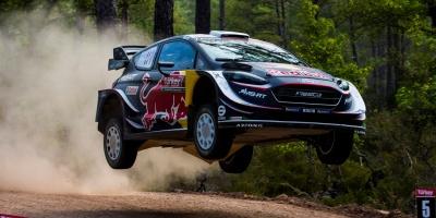 Ogier, Evans y Rovanpëra pilotos de Toyota para el Mundial de Rallys 2020