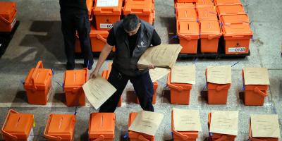 La Corte Electoral cree que el recuento de votos irá hasta el fin de semana