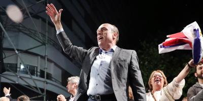 Martínez saludó al presidente electo Luis Lacalle Pou