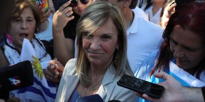 La vicepresidenta electa se reunirá el martes con Lucía Topolansky