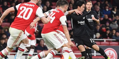 Liga Europa: Arsenal aplaza su clasificación y el Sevilla prolonga su pleno de triunfos