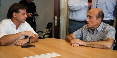 Graciela Villar destacó el encuentro con Lacalle Pou y Argimón como una muestra de maduréz democrática