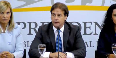 Lacalle anunció que Álvaro Delgado será secretario de la Presidencia y Rodrigo Ferrés prosecretario