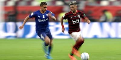 Flamengo, con gol de Giorgian de Arrascaeta se clasifica a final del Mundial