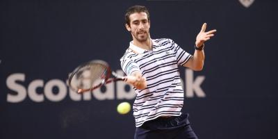 """Cuevas dice que sería """"milagroso"""" ganar a España en Copa ATP"""