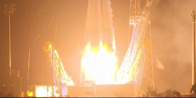 Despega el cohete Soyuz con la misión europea de los exoplanetas