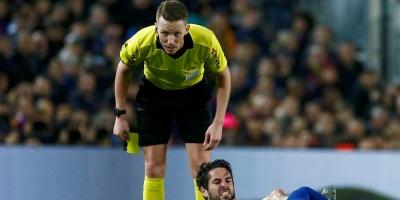 """Real Madrid denuncia que """"ni el árbitro ni el VAR"""" vieron dos penales"""