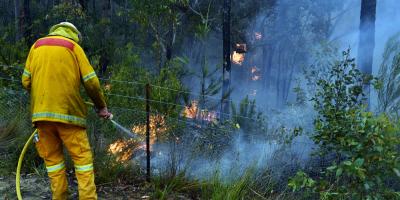 Tres muertos en la oleada de incendios de Australia
