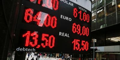 Banco Central argentino rebaja a 58% el límite inferior de la tasa de interés