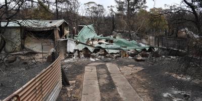 """Unas 200 casas calcinadas por los incendios """"catastróficos"""" en Australia"""