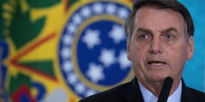 Bolsonaro recibe el alta tras ser hospitalizado por caída en su residencia