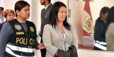 Keiko Fujimori afronta nueva investigación por tráfico de influencias en Perú