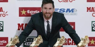 Messi: 522 tantos en 521 partidos, más goles que partidos en la última década