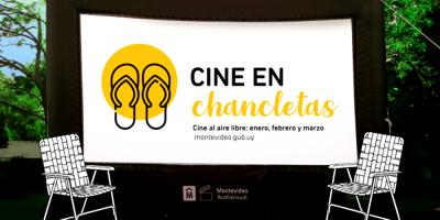 La Intendencia de Montevideo inicia en enero un ciclo de cine al aire libre por los barrios