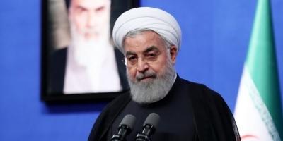 Rohaní advierte a EE. UU. de consecuencias inmediatas y futuras por su ataque