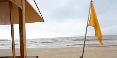 Guardavidas advierten por la falta de casillas de vigilancia en playas de Rocha