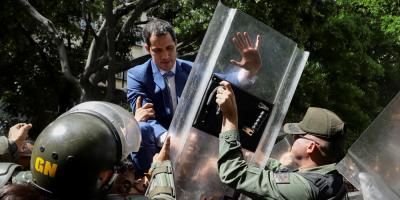 """Almagro repudió """"cualquier acción de usurpación"""" en Parlamento venezolano"""