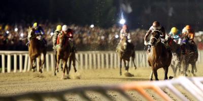 El caballo Ajuste Fiscal con la monta de Héctor Lazo, se impuso en el Ramírez