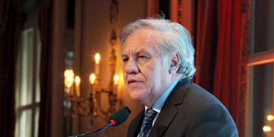 EE.UU. respalda al ex canciller uruguayo Luis Almagro para la reelección al frente de la OEA