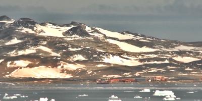 Buscan nuevos datos sobre cómo se separó la Antártida de América del Sur