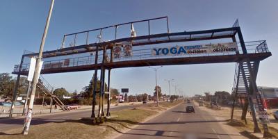 Inician desmantelamiento de puentes peatonales en Avenida Giannattasio