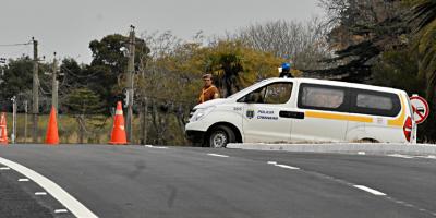 Cuatro personas murieron en un choque frontal entre dos automóviles en Cerro Largo