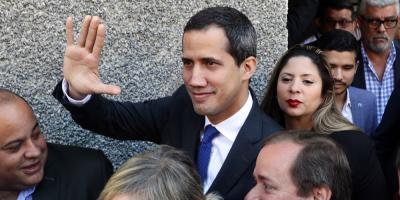 """Grupo de Contacto para Venezuela dice que elección de Parra no es """"legítima"""""""
