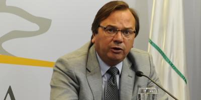Se recupera de una interveción quirúrgica el intendente de San José, quien sufriera un fractura en un intento de robo en Brasil