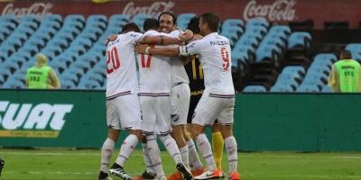 Nacional enfrenta hoy a River Plate argentino en Maldonado