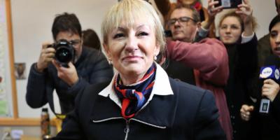 El Partido Socialista apoya a Cosse como candidata a la Intendencia de Montevideo