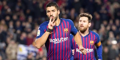 Suárez será operado de la rodilla derecha este domingo