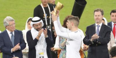 Fede Valverde mejor jugador de la final que coronó campeón al Real Madrid